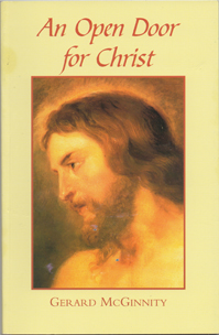 Fr McGinnity's book - An Open Door for Christ